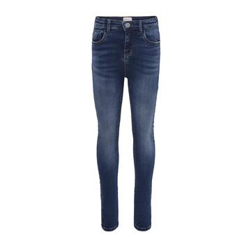 Clothing Girl Slim jeans Only KONPAOLA Blue