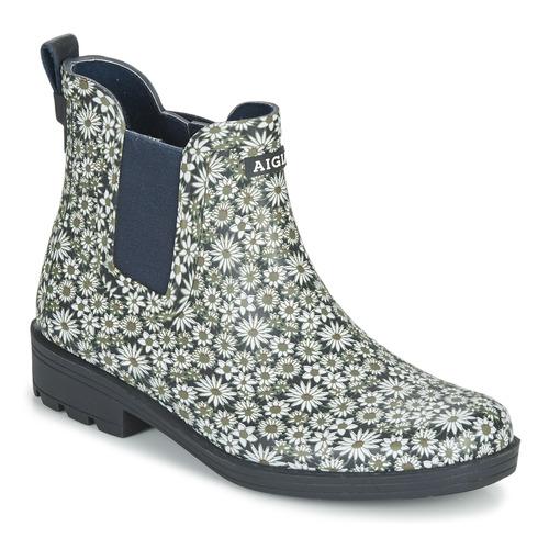 Shoes Women Mid boots Aigle CARVILLE PT Multicolour