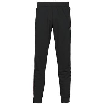 Clothing Men Tracksuit bottoms Fila HEMI Black