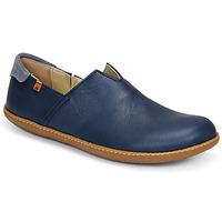 Shoes Men Slip-ons El Naturalista EL VIAJERO Blue