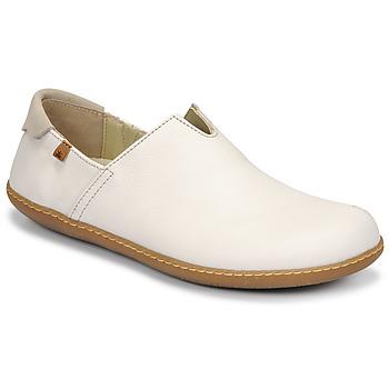 Shoes Slip-ons El Naturalista EL VIAJERO White