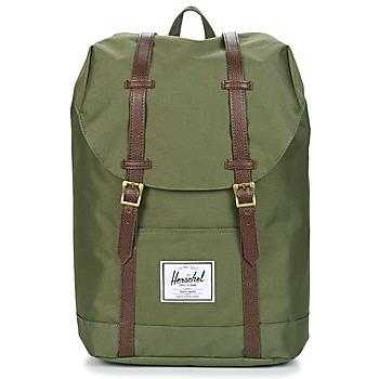 Bags Rucksacks Herschel RETREAT Kaki