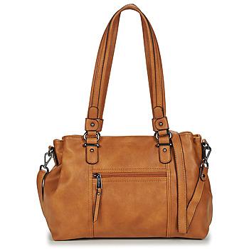 Bags Women Small shoulder bags Hexagona GRACIEUSE Camel