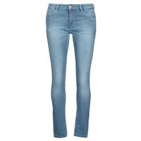Clothing Women Slim jeans Kaporal LUCE Blue