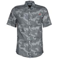 Clothing Men Short-sleeved shirts Kaporal SID Marine