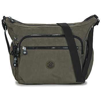 Bags Women Shoulder bags Kipling GABBIE Green