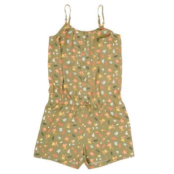 Clothing Girl Jumpsuits / Dungarees Name it NKFDILLA Multicolour