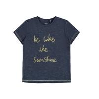 Clothing Girl Short-sleeved t-shirts Name it NKFDEVIRA Marine