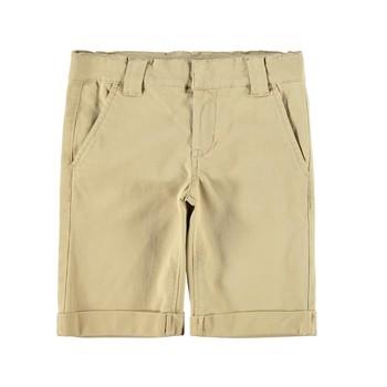 Clothing Boy Shorts / Bermudas Name it NKMSOFUS CHINO Beige
