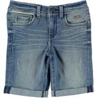 Clothing Boy Shorts / Bermudas Name it NKMTHEO DNMTOMO Blue