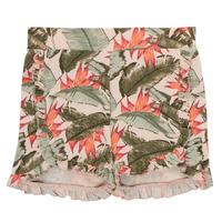 Clothing Girl Shorts / Bermudas Name it NMFFIBLOOM SHORTS Multicolour