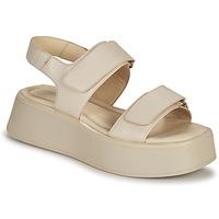 Shoes Women Sandals Vagabond Shoemakers COURTNEY Beige