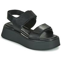 Shoes Women Sandals Vagabond Shoemakers COURTNEY Black