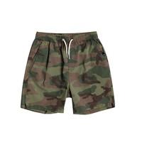 Clothing Boy Shorts / Bermudas Quiksilver TAXER WS Camo