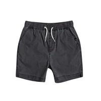 Clothing Boy Shorts / Bermudas Quiksilver TAXER WS Black