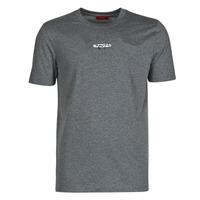 Clothing Men Short-sleeved t-shirts HUGO DURNED Grey