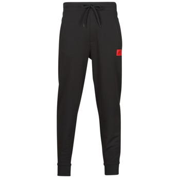 Clothing Men Tracksuit bottoms HUGO DOAK Black