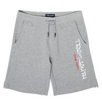 Clothing Boy Shorts / Bermudas Teddy Smith S-MICKAEL Grey