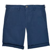 Clothing Boy Shorts / Bermudas Teddy Smith SHORT CHINO Blue