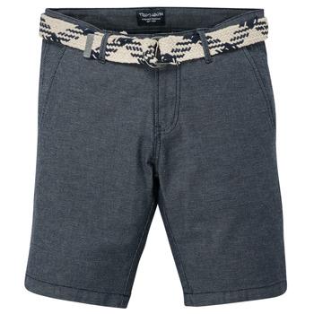 Clothing Boy Shorts / Bermudas Teddy Smith STATON CHINO Marine
