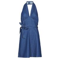 Clothing Women Short Dresses Molly Bracken EL902P21 Blue