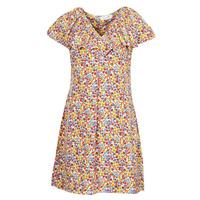 Clothing Women Short Dresses Molly Bracken P1387E21 Beige