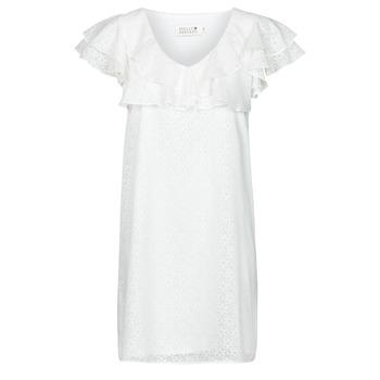 Clothing Women Short Dresses Molly Bracken LA700E21 White