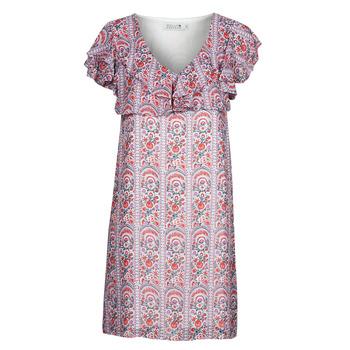 Clothing Women Short Dresses Molly Bracken LA171AE21 Mauve