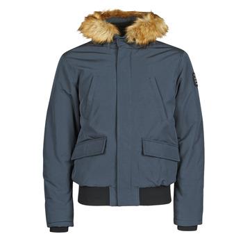 Clothing Men Jackets Schott WASHINGTON2 Blue