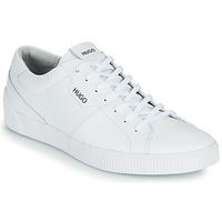 Shoes Men Low top trainers HUGO ZERO TENN ITA White