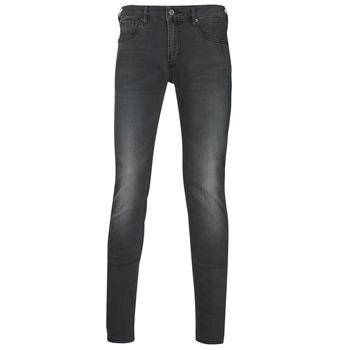 Clothing Men Slim jeans Scotch & Soda FALLEN Grey / Dark