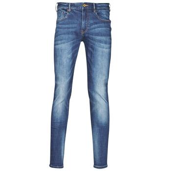 Clothing Men Slim jeans Scotch & Soda KIMONO Blue / Dark