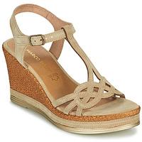Shoes Women Sandals Marco Tozzi GRIMNI Grey