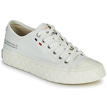 Shoes Low top trainers Palladium PALLA ACE CVS White