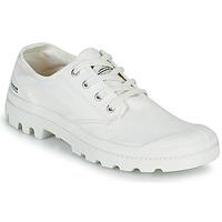 Shoes Low top trainers Palladium PAMPA OX ORGANIC II White