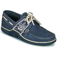 Shoes Men Boat shoes TBS GLOBEK Marine