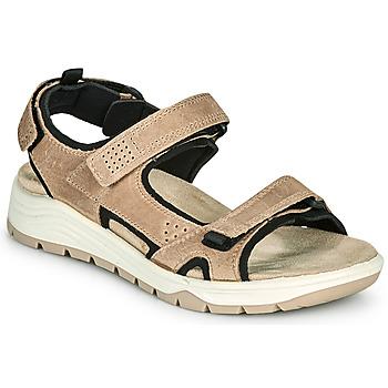 Shoes Women Sandals TBS CABELLA Beige