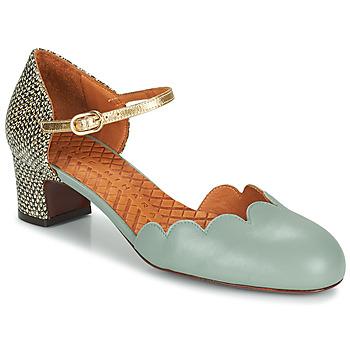 Shoes Women Heels Chie Mihara UKUMA Green