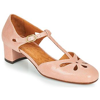 Shoes Women Heels Chie Mihara KALEA Pink