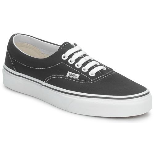 Shoes Low top trainers Vans ERA Black