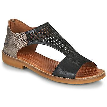 Shoes Women Sandals Casta IRIA Black