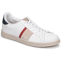 Shoes Men Low top trainers Victoria TENIS VEGANA DETALLE White / Blue