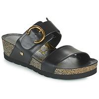 Shoes Women Mules Panama Jack CATRINA Black