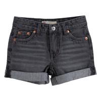 Clothing Girl Shorts / Bermudas Levi's 3E4536-D0K Grey