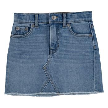 Clothing Girl Skirts Levi's 3E4890-L4A Blue