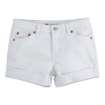 Clothing Girl Shorts / Bermudas Levi's 4E4536-001 White