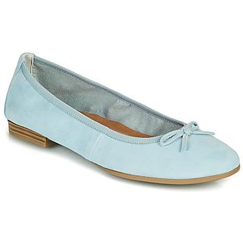 Shoes Women Flat shoes Tamaris ALENA Blue