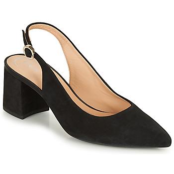 Shoes Women Heels Geox D BIGLIANA A Black