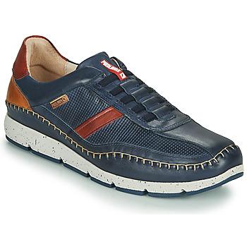 Shoes Men Low top trainers Pikolinos FUENCARRAL M4U Blue