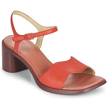Shoes Women Sandals Camper MEDA Red